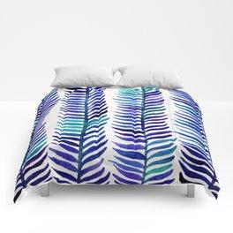 Indigo Seaweed Comforters