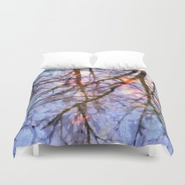 Crossings : Carolee's Goldfish, 2010 Duvet Cover