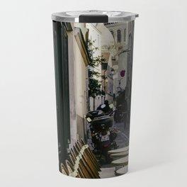 Montmartre Alleyway Travel Mug