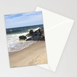 Baesic Belmar Beach Stationery Cards