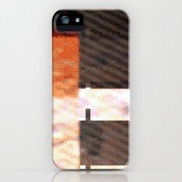 Rust 0x03 iPhone Case