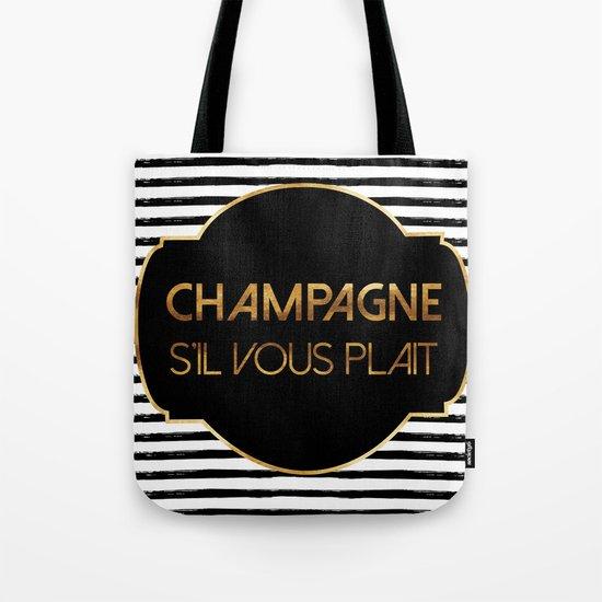 Champagne S'il Vous Plait by fancyashelltees