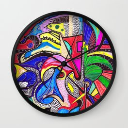inksanity #22 Wall Clock