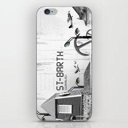 Saint Barth iPhone Skin