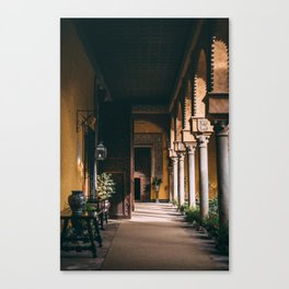 Seville, Spain Canvas Print