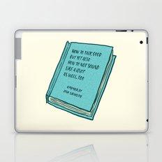 Memoir Laptop & iPad Skin