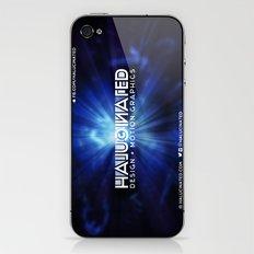 Halucinated Design + Motion Graphics iPhone & iPod Skin