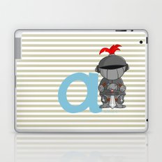 a for armor Laptop & iPad Skin