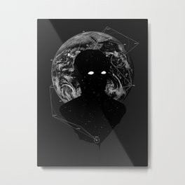 Outskirts of Ptolemy Metal Print