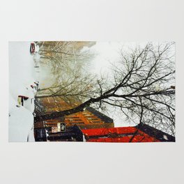 NYC @ Snow Time Rug