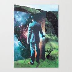 primer portal  Canvas Print
