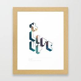 Life in Carina Framed Art Print