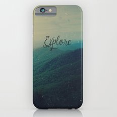 Explore Slim Case iPhone 6