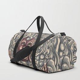 Buddha Bath Duffle Bag