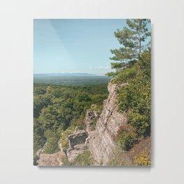 From Bonticou Crag  Metal Print
