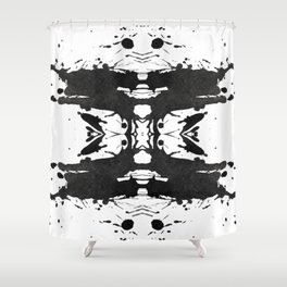 What do you see? Shower Curtain
