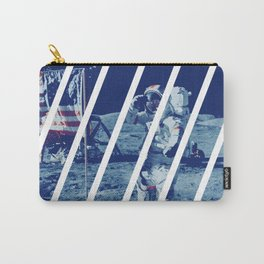 Walkin' On The Moon Carry-All Pouch