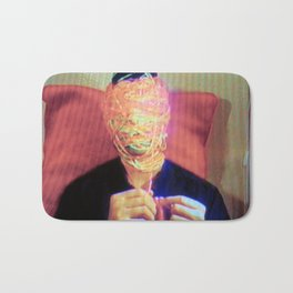 Tv Head Bath Mat