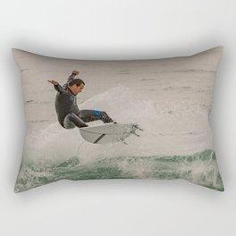 Boost Rectangular Pillow