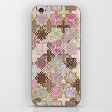 Neapolitan Geometric Tile Pattern iPhone & iPod Skin
