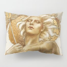 Amor Vincit Omnia Pillow Sham