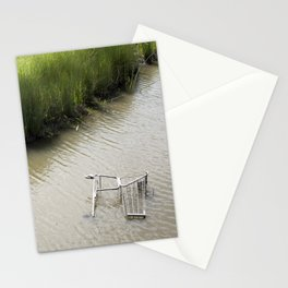 Shop 'till you Drown Stationery Cards