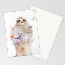 My Mandolin Stationery Cards
