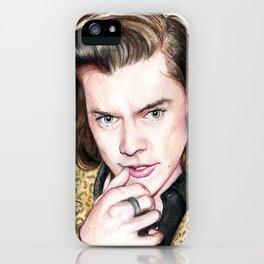 Sexy Harry  iPhone Case