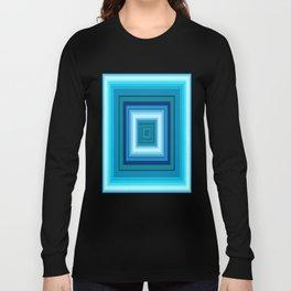 Turquoise 96 Long Sleeve T-shirt