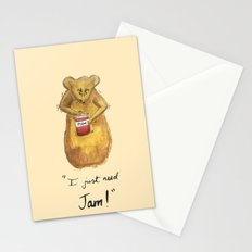 I just need Jam! Stationery Cards