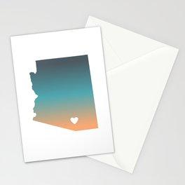 Arizona - Tucson Stationery Cards