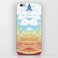 oasis iPhone & iPod Skins featuring Oasis by Tony Gaglio