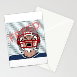 Deflategate Stationery Cards