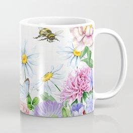 Flower Garden Dwellers Coffee Mug