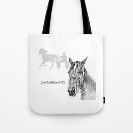 Sir Castleton (NZ) - Standardbred Tote Bag