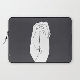 Never Let Me Go III Laptop Sleeve