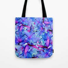 LILY BLUE BOUNTIFUL Tote Bag