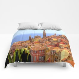 Menton Hues Comforters