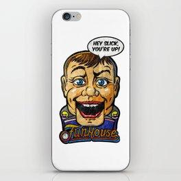 Funhouse iPhone Skin