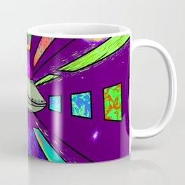 Space Cruising Recolored Coffee Mug
