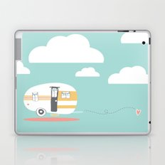 Lets See Really Cool Stuff Together Airstream Art  Laptop & iPad Skin