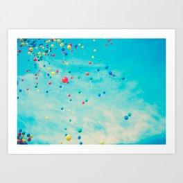 He Dreams He is Awake Art Print