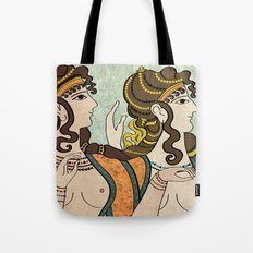 Ladies of the court Tote Bag