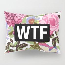 WTF Pillow Sham