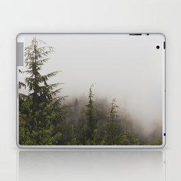 Foggy Forest Laptop & iPad Skin