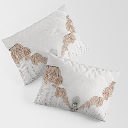 Grand Mosque Abu Dhabi Pillow Sham