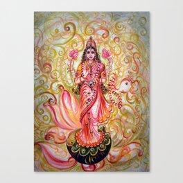 Lakshmi - Abundance Canvas Print