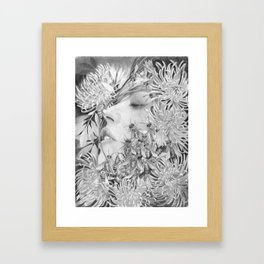 Apiphobia - Fear of Bees Framed Art Print