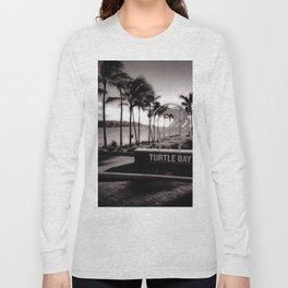Turtle Bay Resort Hawaii Long Sleeve T-shirt