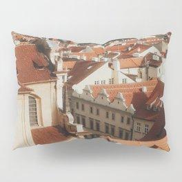 View Over Prague  Pillow Sham